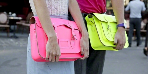 Satchel — the choice of stylish women