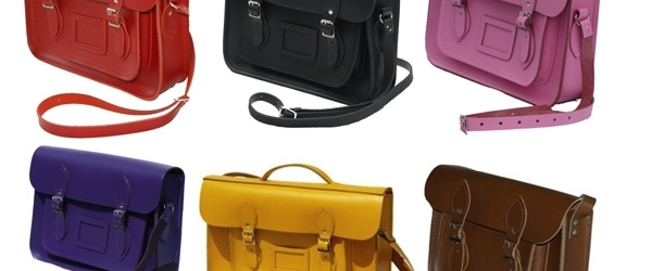 Unique quality — the main argument in favour of the Satchel bags